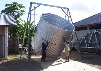 East Timor Roofing