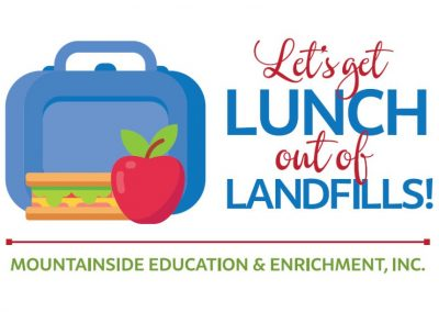 Lunch out of Landfills