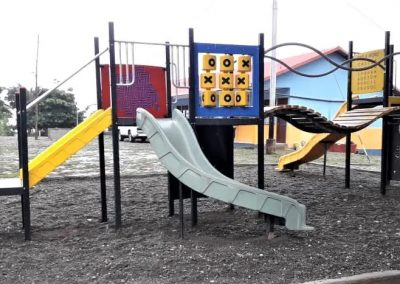 Rotary Overseas Recycled Playgrounds