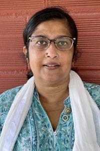 Mina Venkataraman (India)